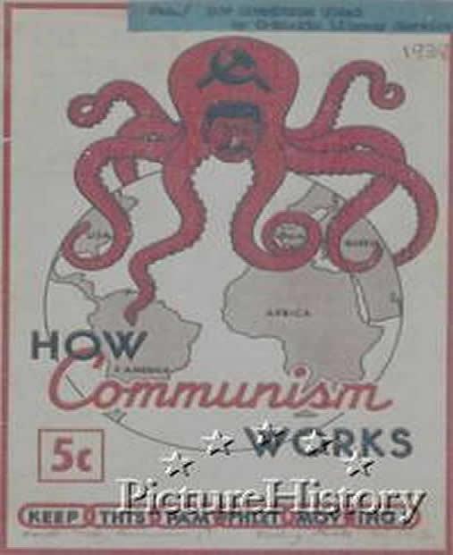 Soviet Octopus